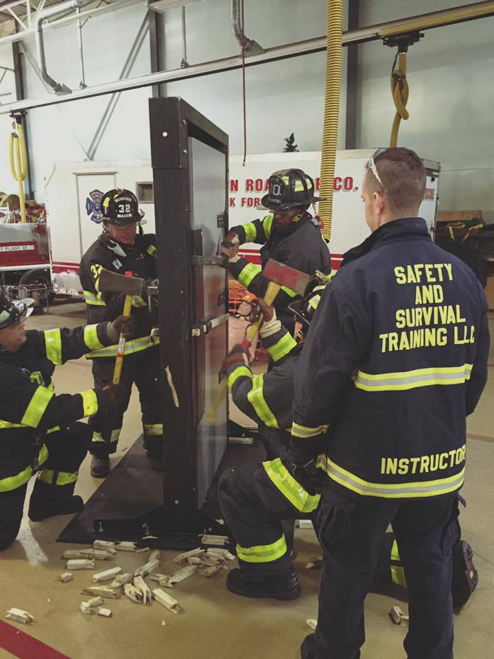 Safety & Survival, LLC - Firefighter Training, Rescue & Rapid